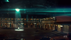 The Castle- Random UFO