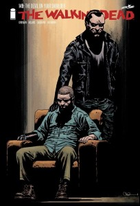 The Walking Dead #149- Cover