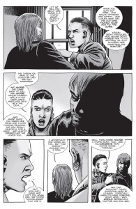 The Walking Dead #149- Laura and Dwight talk about Diane