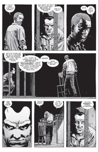 The Walking Dead #149- Negan gives Rick advice