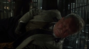 Worse Than a Crime- Alfred gets drenched
