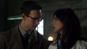 Worse Than a Crime- Nygma tells Leslie to go to Grundy 805
