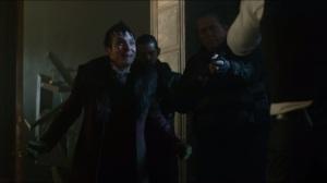 Worse Than a Crime- Penguin tries to convince Jim to kill Galavan