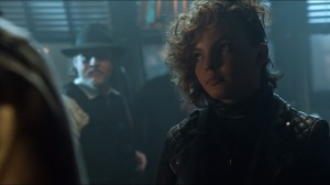 Worse Than a Crime- Selina offers to help Jim