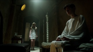 Worse Than a Crime- Silver meets Bruce in his holding cell