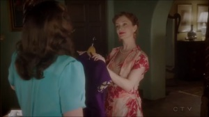 A View in the Dark- Ana picks a dress for Peggy