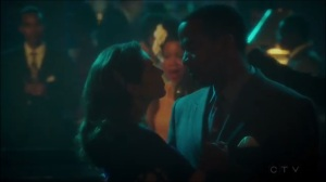 A View in the Dark- Jason and Peggy dance while discussing Calvin Chadwick