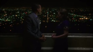 A View in the Dark- Jason brings Peggy to the Griffith Observatory