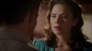 A View in the Dark- Peggy realizes that Daniel plans to propose to Violet