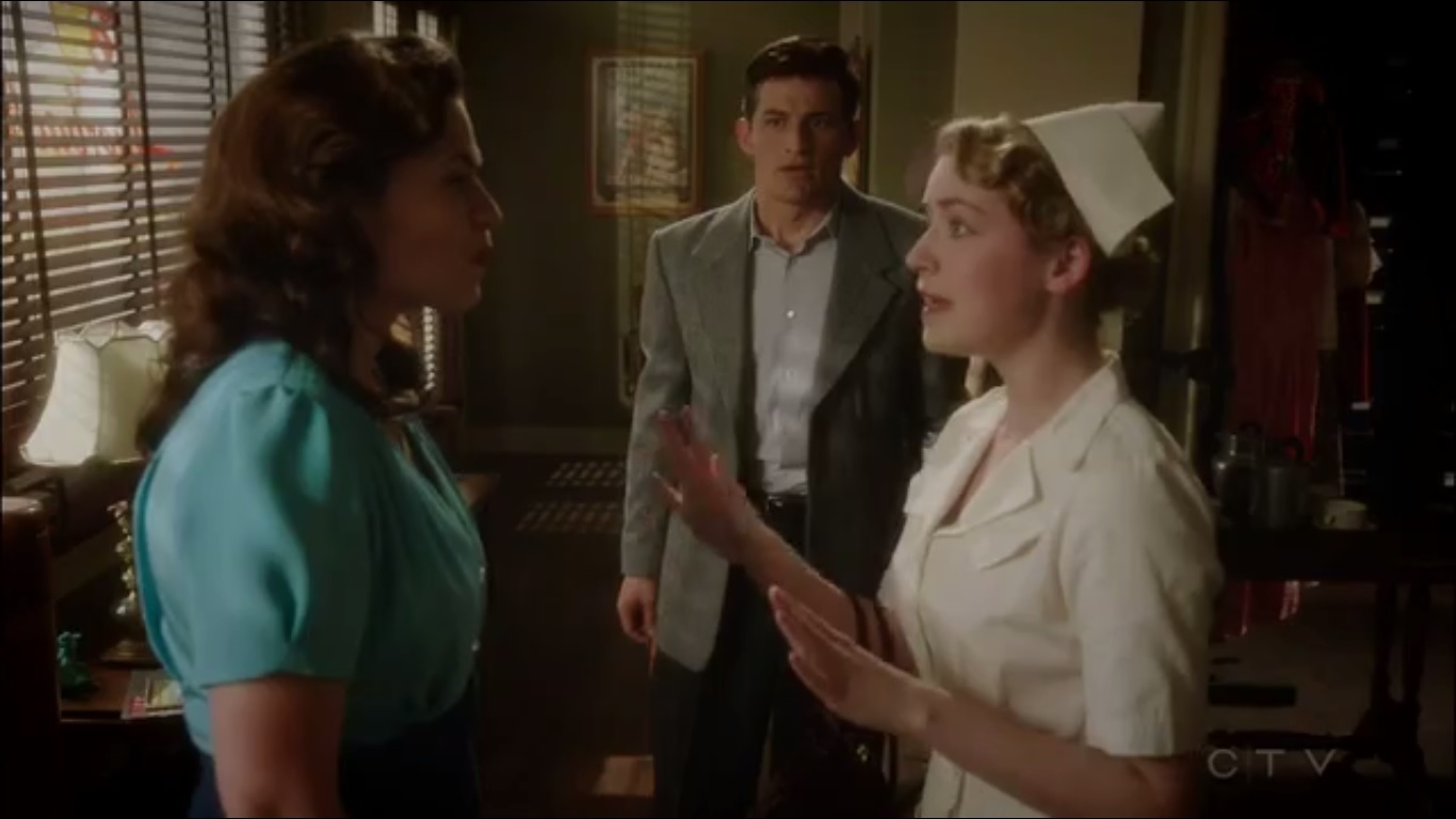 """A Look at Agent Carter- Season 2, Episode 2: """"A View in the"""
