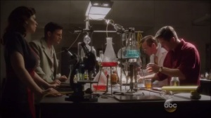 Better Angels- Howard and Jarvis work on an experiment
