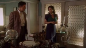 Better Angels- Peggy and Daniel investigate Wilkes' home