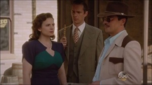 Better Angels- Peggy and Jarvis meet up with Howard Stark on his film set