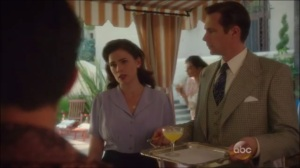 Better Angels- Peggy tells Howard that she wants to bug The Arena Club