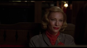 Carol- Carol admires Therese