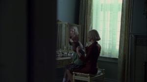 Carol- Carol does Rindy's hair