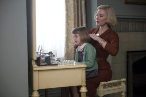 Carol- Carol spends time with her daughter, Rindy, played by Sadie Heim