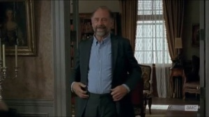Knots Untie- Enter Gregory, played by Xander Berkeley