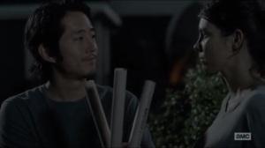 Knots Untie- Glenn speaks with Maggie