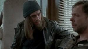 Knots Untie- Jesus checks on Freddie, played by Brett Gentile