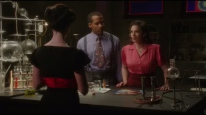 Life of the Party- Jason and Peggy speak with Dottie about the plan to swipe Whitney Frost's blood