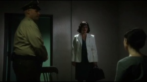 Life of the Party- Peggy meets with Dottie in her cell