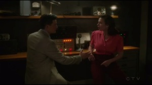 Life of the Party- Peggy wants to go help Jarvis