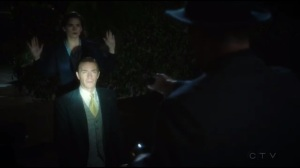 Monsters- Peggy and Jarvis caught