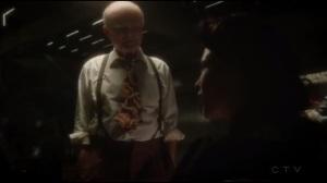 Monsters- Vernon attempts to interrogate Dottie