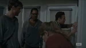 No Way Out- Denise arrives at the infirmary
