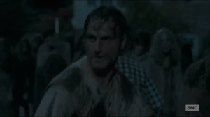 No Way Out- Rick and company work through the walker herd