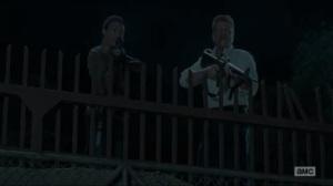 No Way Out- Sasha and Abraham arrive back at Alexandria