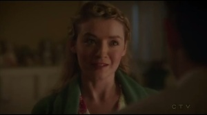 The Atomic Job- Violet calls out Sousa for still having feelings for Peggy