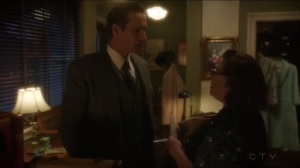 The Edge of Mystery- Jarvis asks Rose to look after Ana