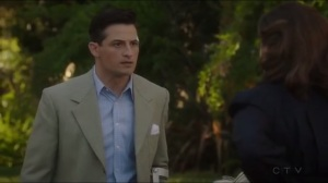 The Edge of Mystery- Sousa learns about what happened to Ana and Jason