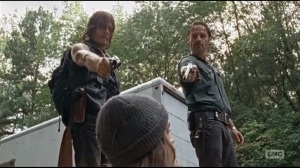 The Next World- Daryl and Rick are done with Jesus