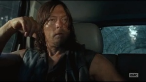 The Next World- Daryl is pessimistic about trusting people