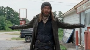 The Next World- Jesus introduces himself to Rick and Daryl