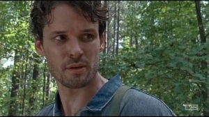 The Next World- Spencer feels that Michonne can't help him