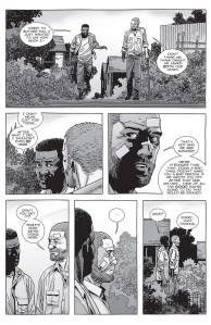 The Walking Dead #151- Rick believes that doing a bad thing doesn't make you a bad person