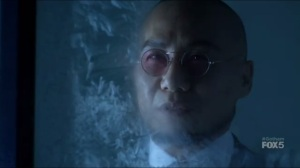 A Dead Man Feels No Cold- Hugo Strange introduces himself to Victor