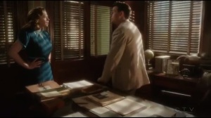 Hollywood Ending- Daniel tells Peggy that she was reckless