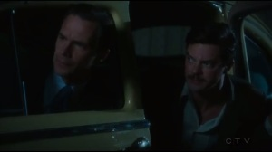 Hollywood Ending- Jarvis hits Whitney with Howard Stark's car