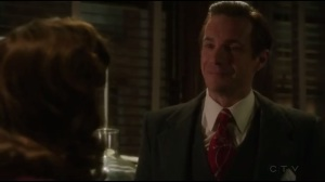 Hollywood Ending- Jarvis tells Peggy about Ana's condition