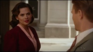 Hollywood Ending- Peggy tells Jack that he's a good man