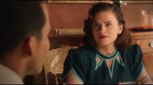 Hollywood Ending- Peggy tells Jason that dwelling on what might have been is no way to live