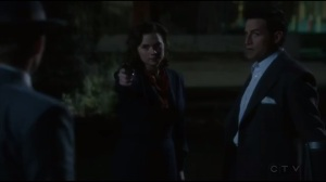 Hollywood Ending- Peggy threatens to shoot Jack