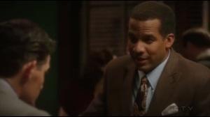 Hollywood Ending- Sousa asks why Jason didn't point the gun at him