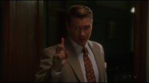 Hollywood Ending- Thompson prepares to take orders