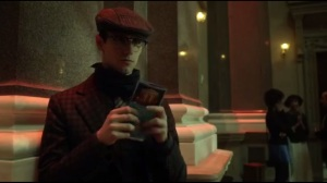 Mad Grey Dawn- Nygma about to set off his explosive